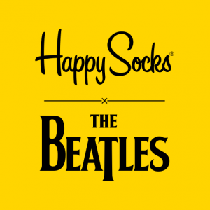 Happy Socks x The Beatles