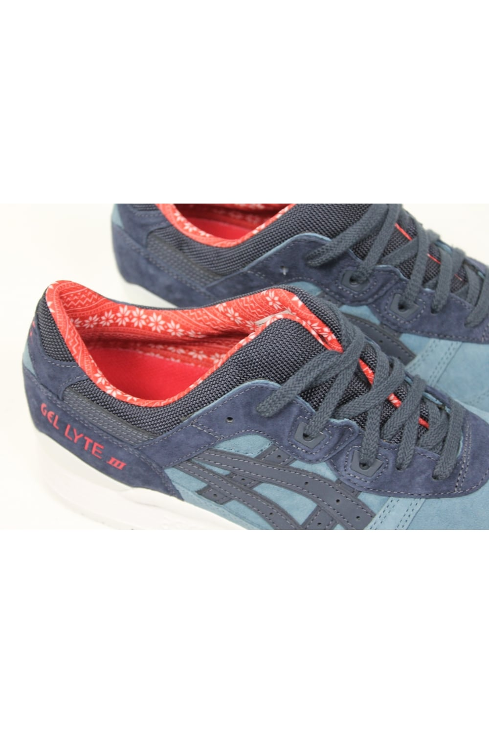 sports shoes 65892 5b21f Gel-Lyte III '2016 Christmas Pack' (Blue Mirage/India Ink)