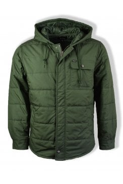 Cass Hooded Jacket (Pine)