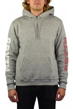 Haste II International Hoody (Heather Grey)
