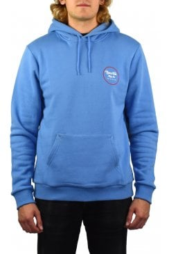 Wheeler III Hoody (Washed Royal)