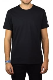 Basic Crew-Neck T-Shirt (Black)