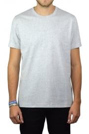 Basic Crew-Neck T-Shirt (Grey)