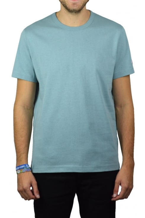 Champion Basic Crew-Neck T-Shirt (Pale Blue)