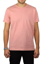 Basic Crew-Neck T-Shirt (Pink)