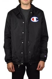 Coach Jacket (Black)