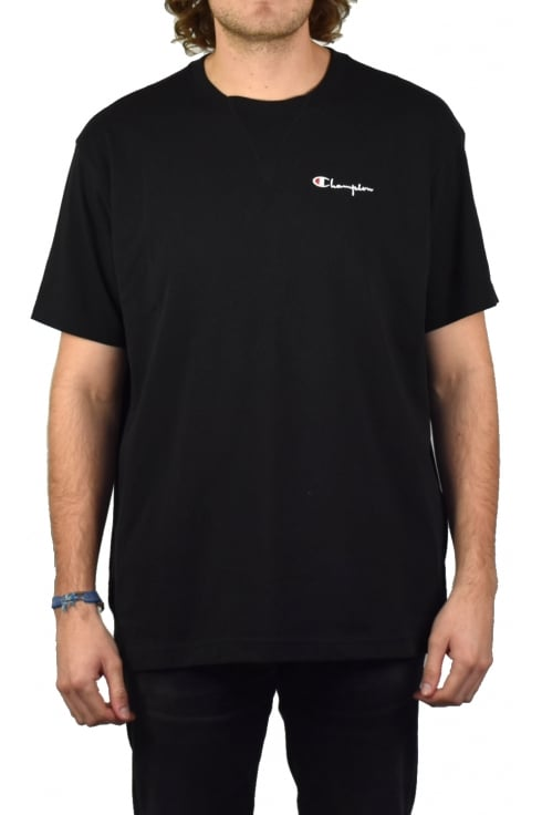 Champion Deconstructed T-Shirt (Black)