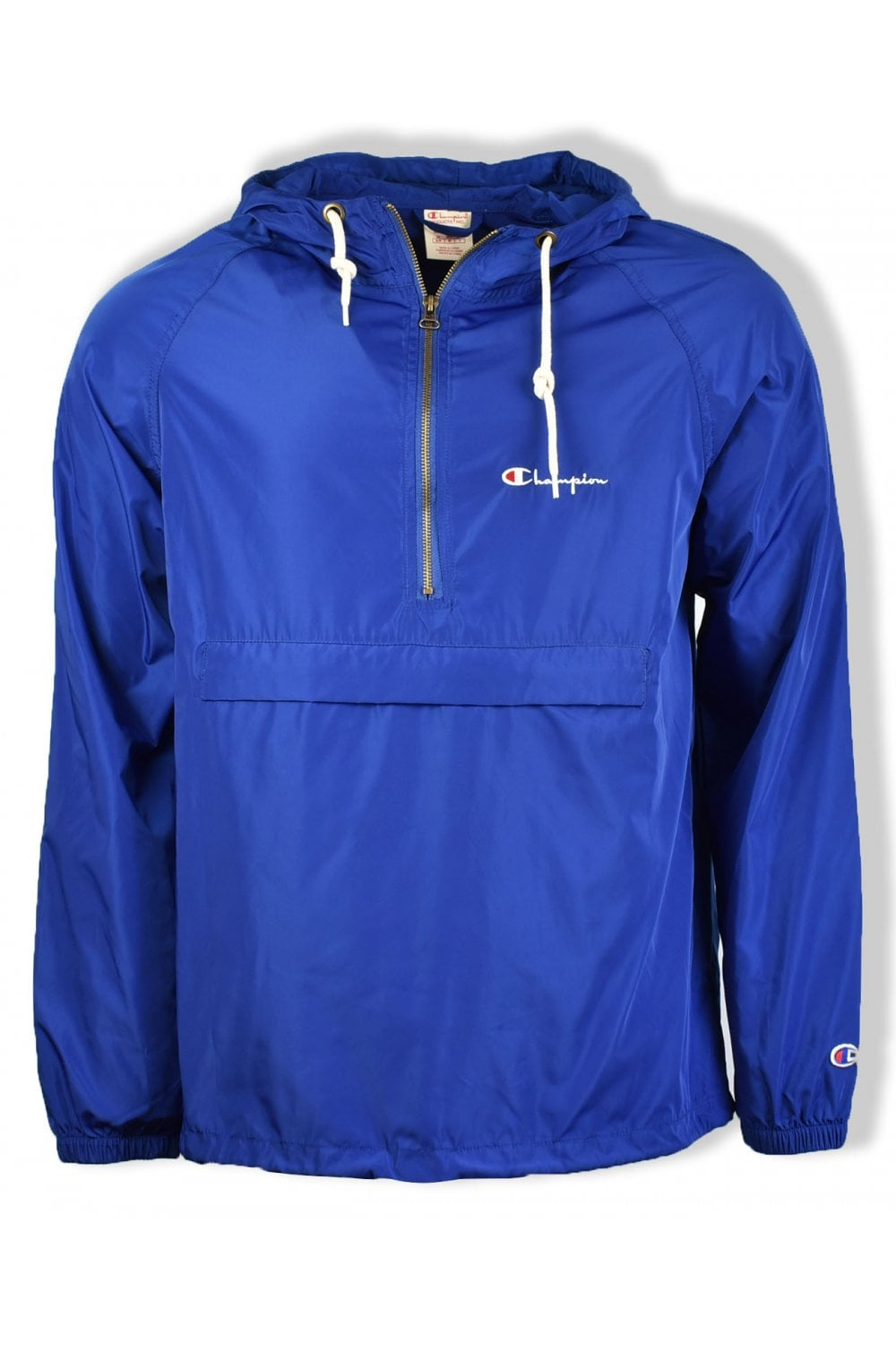 beautiful and charming purchase original special price for Champion Hooded Jacket (Blue)