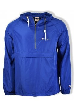 Hooded Jacket (Blue)