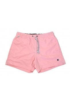 Plain Swim Shorts (Pink)