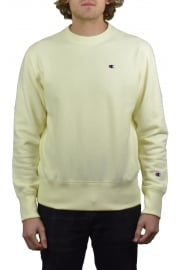 Reverse Weave Sweatshirt (Yellow)
