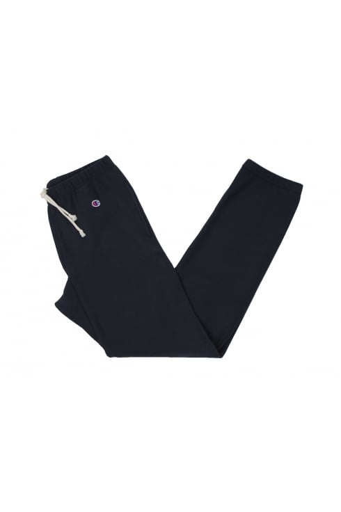 Champion Reverse Weave Track Pants (Navy)