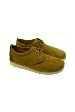 Ashton Suede Shoes (Oak)