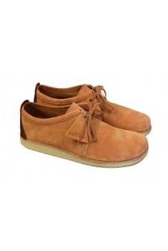 Ashton Suede Shoes (Sandstone)