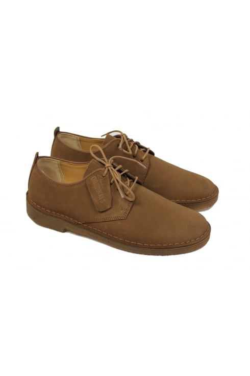 Clarks Originals Desert London (Cola Suede)