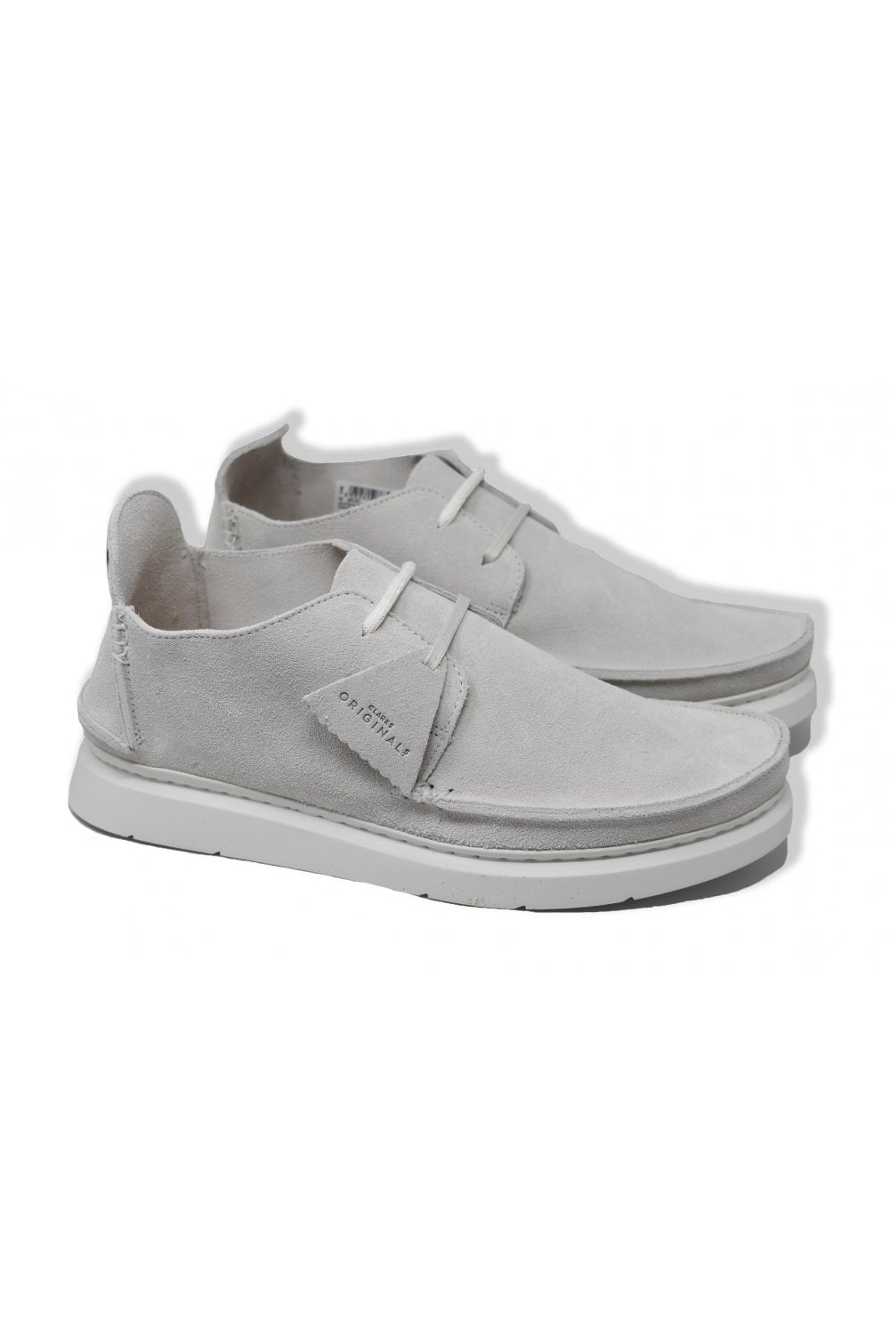 san francisco 413dd 1f4e2 Seven Suede Shoes (White)