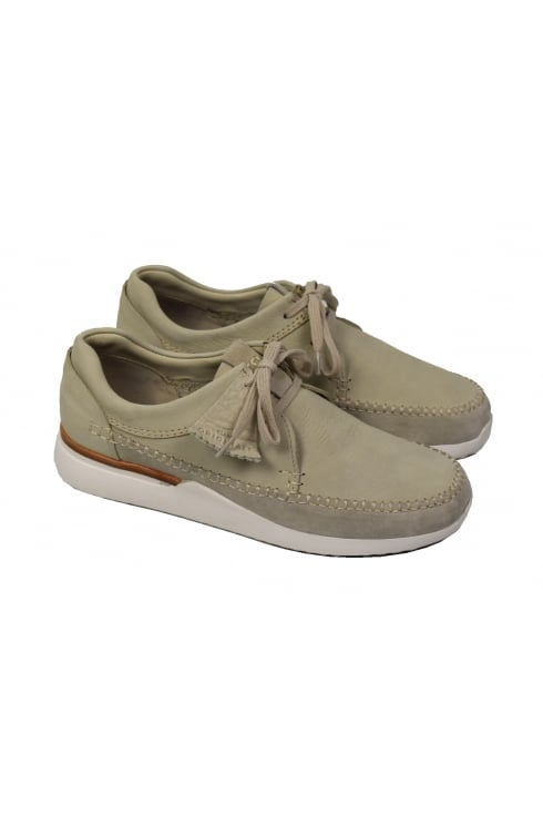 Clarks Originals Tor Track (Off White Nubuck)