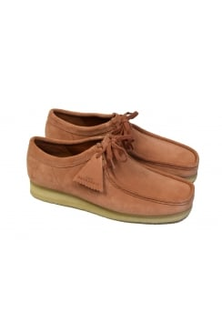 Wallabee Suede Shoes (Sandstone)