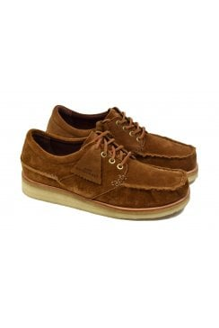 Wallace Suede Shoes (Cola)