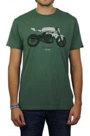 Agott Short-Sleeved T-Shirt (Sea Green)