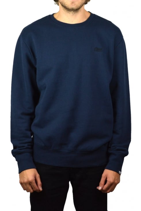 Deus Ex Machina Connor Sweatshirt (Navy Marl)
