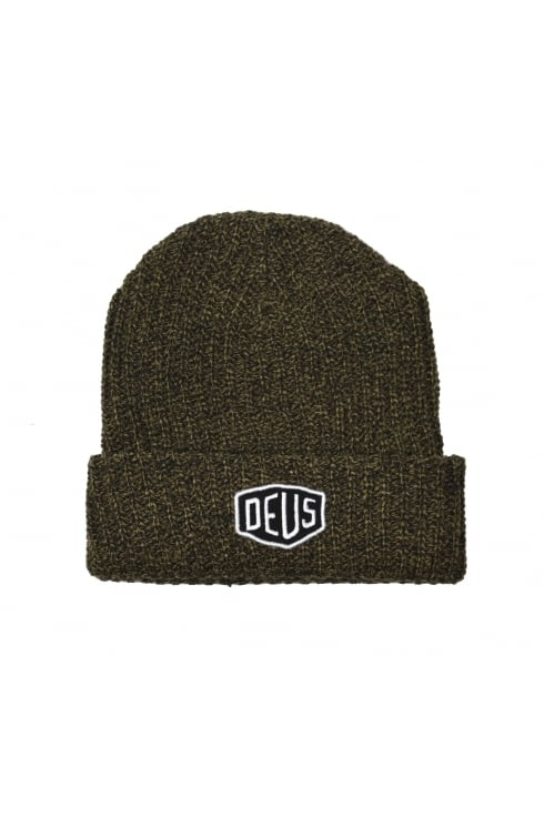 Deus Ex Machina Melange Beanie (Gold)
