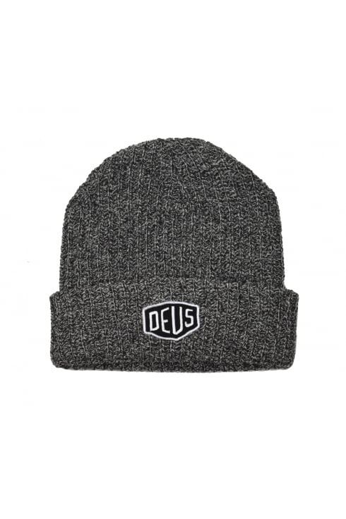 Deus Ex Machina Melange Beanie (Grey)