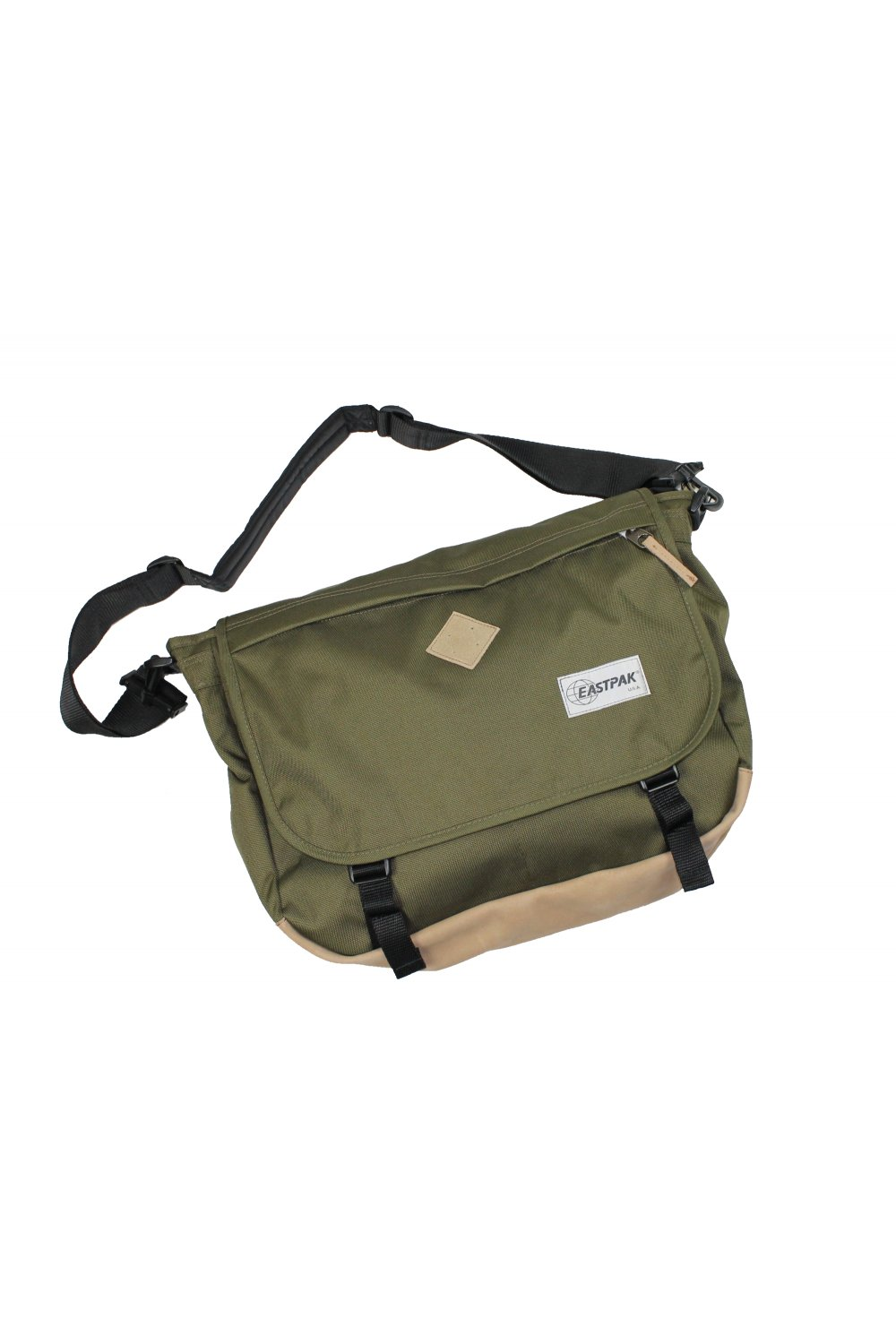 f9ea0aec861 Delegate Messenger Bag (Into The Out Khaki) - Accessories from ...