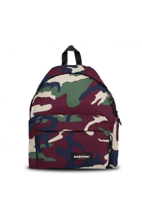 Eastpak Padded Pak'r Backpack (Camo Green)