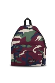 Padded Pak'r Backpack (Camo Green)