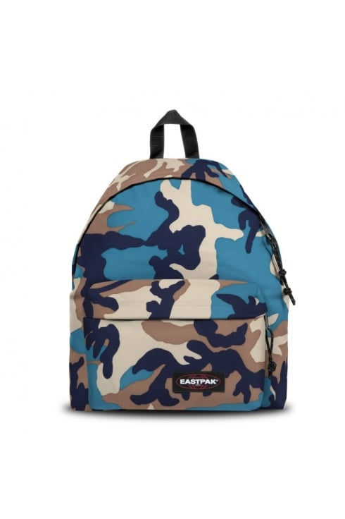 Eastpak Padded Pak'r Backpack (Camo Navy)