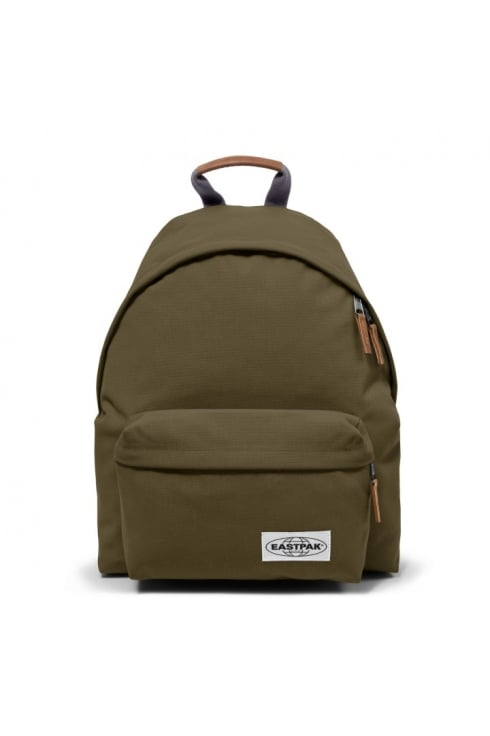 Eastpak Padded Pak'r Backpack (Opgrade Green)