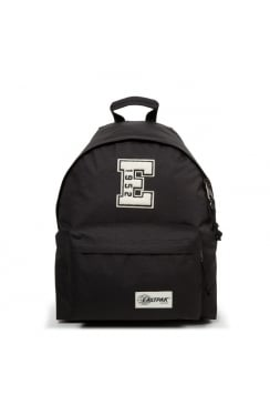 x New Era Padded Pak'r Backpack (Black)
