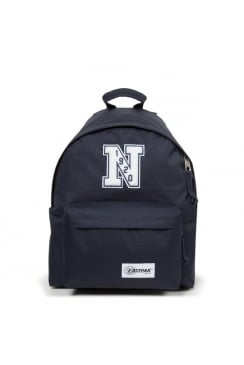 x New Era Padded Pak'r Backpack (Navy)