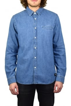 Better Twilight Denim Shirt (Light Stonewash)