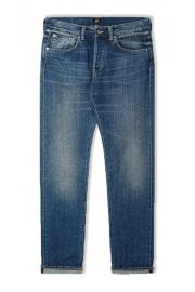 ED-55 Regular Tapered Red Listed Selvage Jeans (Satomi Wash)
