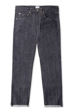 ED-55 Regular Tapered Red Listed Selvage Jeans (Unwashed)