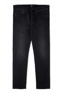 ED-80 Slim Tapered Jeans (Black Mineral Wash)