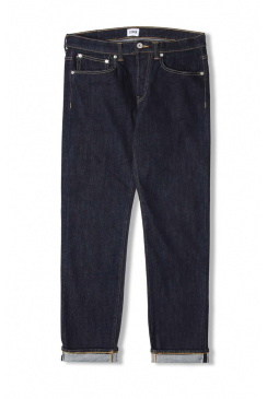 ED-80 Slim Tapered Red Listed Selvage Jeans (Rinsed)