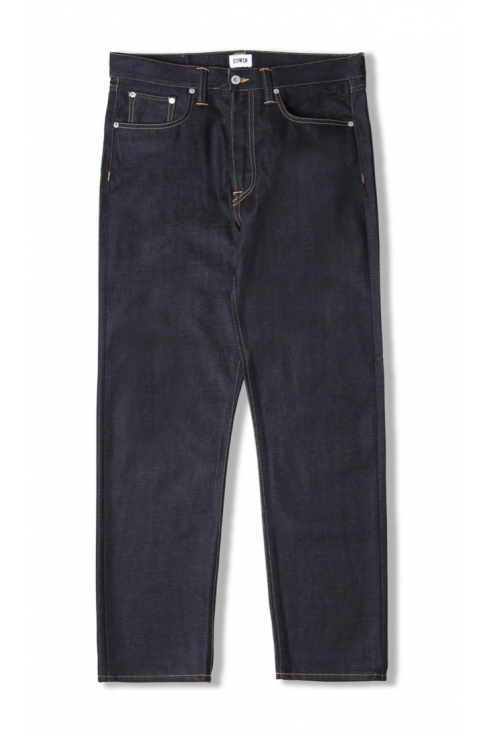 Edwin Jeans ED-45 Loose Tapered Jeans (Unwashed)