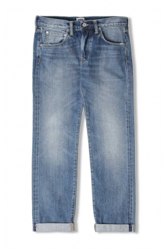 ED-55 Red Listed Selvage Jeans (Classic Light Wash)