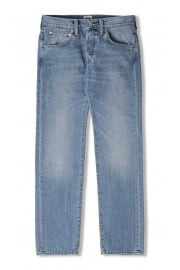 ED-55 Regular Tapered Jeans (Dusky Light Wash)
