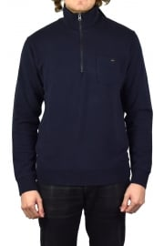 Warm Up Popover Sweatshirt (Navy)
