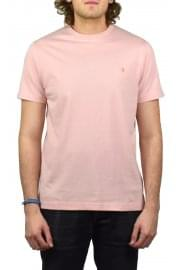 Deansgate Garment Washed T-Shirt (Rose)