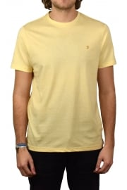 Denny Short-Sleeved Crew-Neck T-Shirt (Hacienda Marl)