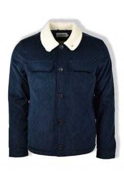 Kingsland Cord Jacket (True Navy)
