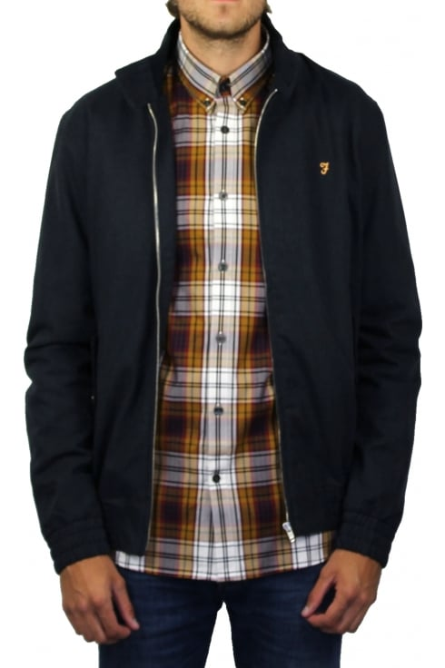 Farah McGregor Harrington Jacket (True Navy)