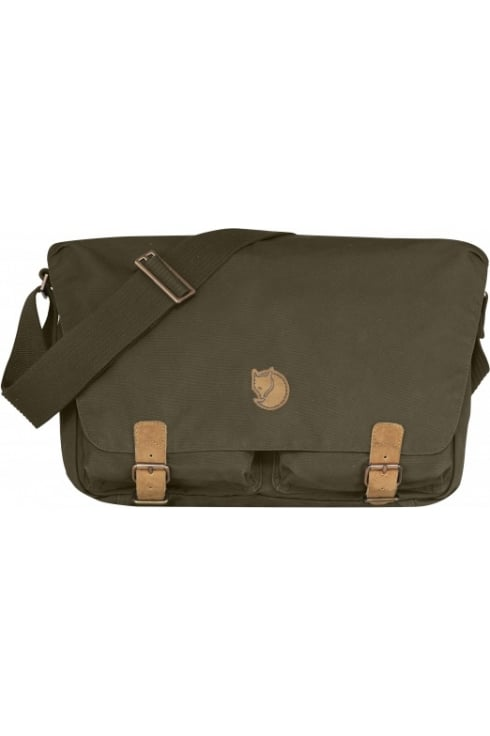 Fjällräven Övik Shoulder Bag (Dark Olive)