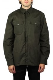 G-1000 Over Shirt (Dark Olive)