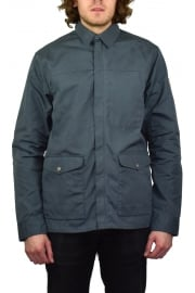 Greenland Zip Shirt Jacket (Dusk)